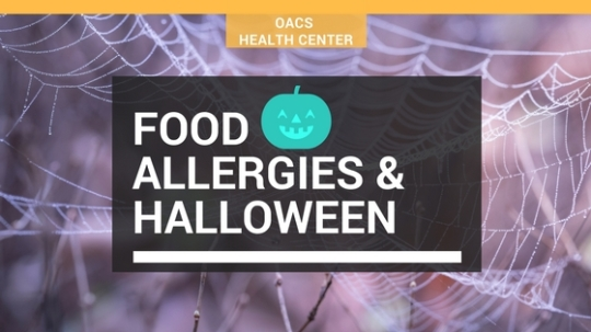OACS Food Allergies