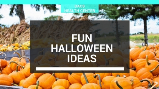 OACS Halloween ideas