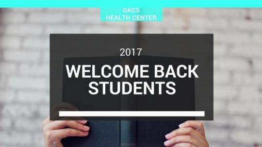 OACS Welcome
